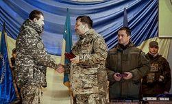 Бойцы батальона им. Кульчицкого награждены за мужество в период АТО