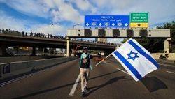 Демонстранты из Эфиопии напали на полицию в Тель-Авиве – десятки раненых
