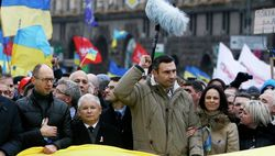 Виталий Кличко возвращается на Майдан