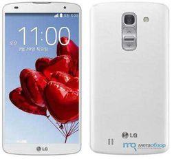 Новый фаблет LG G Pro 2 можно разблокировать постукиванием по экрану