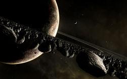 Кассини: НАСА опубликовало новые снимки шестиугольника Сатурна