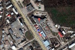 В Луганске силы АТО сровняли с землей автовокзал с террористами