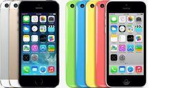 В Украине предпочитают новые iPhone голубого цвета