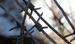Евромайдан отгораживается  колючей проволокой - причины