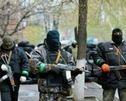Террористы захватили редакции газет в Донецке