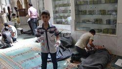 Президент Израиля считает, что нужно изъять все химоружие у Сирии