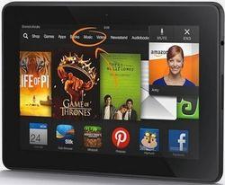 Amazon рассказала о обновленном планшете Fire HDX 8.9