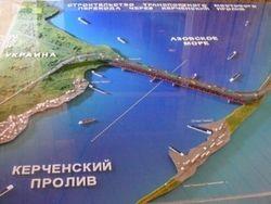 В Крыму требуют провести экологическую экспертизу Керченского моста