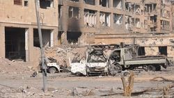 Наемники РФ участвуют в войне в Сирии