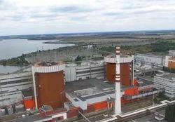 На украинской АЭС обнаружили неисправность, отключен энергоблок