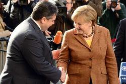 Блок Ангелы Меркель достиг соглашения с СДПГ о создании коалиции в Германии