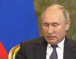Встреча Путина с Буркхальтером