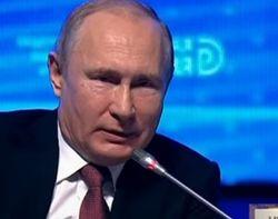Путин призвал богачей вернуть капиталы в Россию: пока по-хорошему