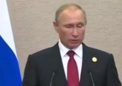 """Путин высказался за гуманитарный коридор в районе крушения """"Боинга"""""""