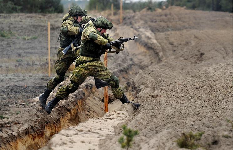 РФ разворачивает вДжанкое батальон ВДВ
