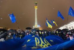 Киевляне подали 42 жалобы на митингующих в милицию