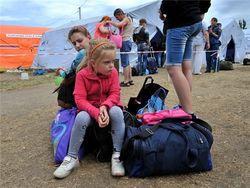 165 тысяч украинцев стали беженцами – ООН