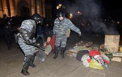 Европа силовой разгон Евромайдана не простит