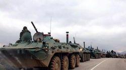 Под Славянском уничтожен лагерь террористов – убито 250 боевиков