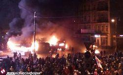 Восьмое Народное вече в Киеве закончилось кровью