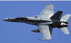 В Канаде разбился истребитель, пилот погиб