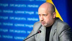 Турчинов предупредил о возможных военных действиях на Донбассе