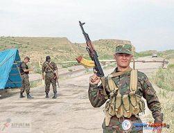 Попытка мятежа подавлена в Таджикистане