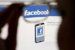 На Facebook подали в суд за просмотр личной переписки