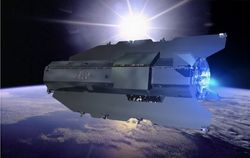 Обломки спутника GOCE в скором времени упадут на Землю