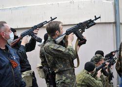Террористы готовы прекратить огонь, но при выполнении Киевом ряда условий