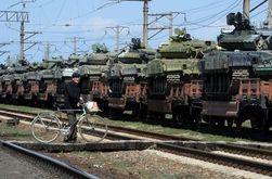 Россия остановила возврат военной техники Украины