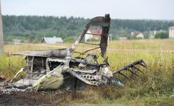В Бельгии разбился легкомоторный самолет с парашютистами