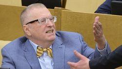 Скандал в Госдуме: Жириновский оскорбил беременную журналистку