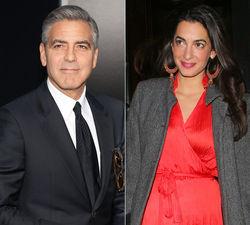 Главный холостяк Голливуда Джордж Клуни обручился
