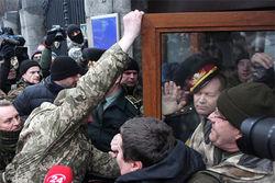 Митинг «Айдара» организовал комбат, чтобы скрыть злоупотребления – МО
