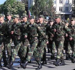 Жители Крыма впервые будут призваны в армию