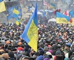 Вече в Ивано-Франковске взяло власть в области в свои руки