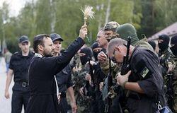 В украинской армии появятся капелланы