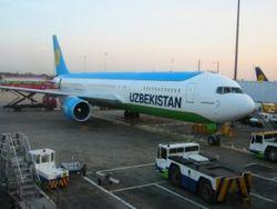 В Узбекистане резко возрос объем международных авиаперевозок