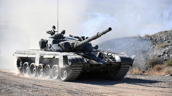 В РФ дадут вторую жизнь «реактивным» танкам Т-80БВ