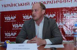 «УДАР» предупредил Яценюка о новых протестах