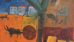Выявлена пропажа 60 картин художника Уфимцева из музеев Узбекистана