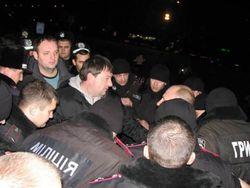 «Беркут» стрелял в нас с метра и тащил по асфальту – журналист из Беларуси