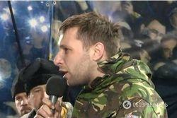 Сотник Парасюк вырвался из плена из-под Иловайска