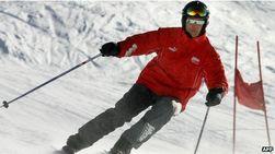 В Сети появилось видео спасения Михаэля Шумахера после падения в Альпах