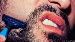 В Андижане мусульман заставляют сбрить бороды
