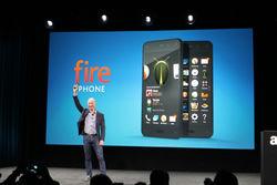 Дебютный смартфон Amazon представлен официально