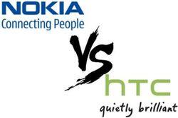 НТС нарушила два патента Nokia