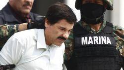 Наркобарон Эль Чапо Гусман сбежал из особо охраняемой тюрьмы в Мексике