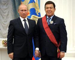 Дан приказ – и Кобзон поехал на Донбасс